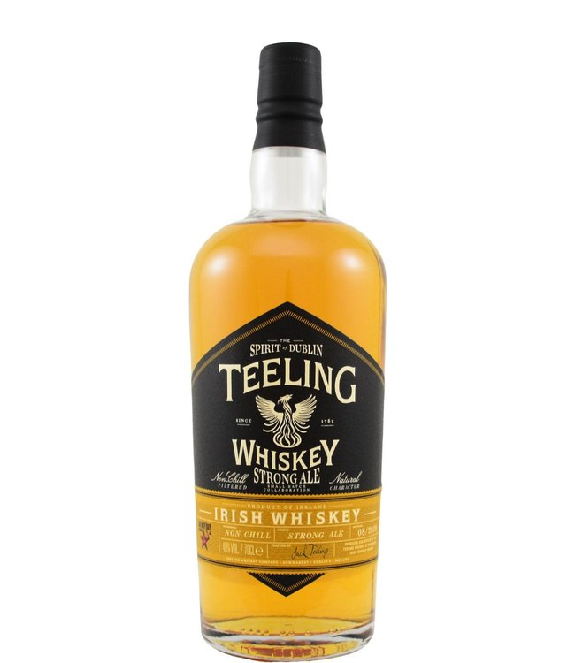 Teeling Teeling Small Batch - Strong Ale Finish