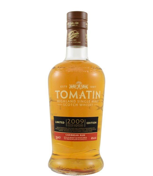 Tomatin Tomatin 2009 - Rum Finish