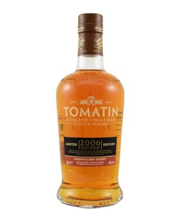 Tomatin 2006 - Amontillado Finish