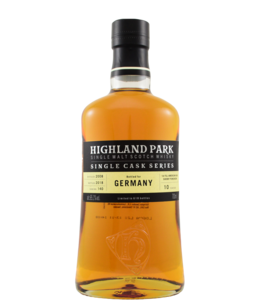Highland Park 2008 Bottled for Germany
