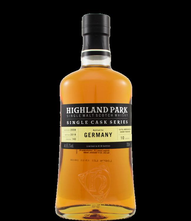 Highland Park Highland Park 2008 Bottled for Germany