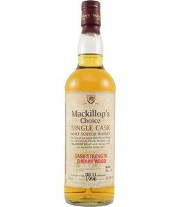 Caol Ila 1990 Mackillop's Choice
