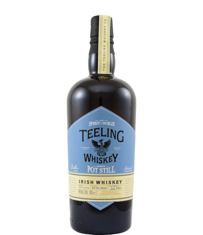 Teeling Teeling Single Pot Still B3:06/2019