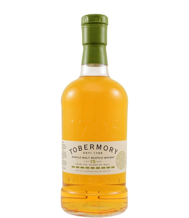 Tobermory Tobermory 15-year-old