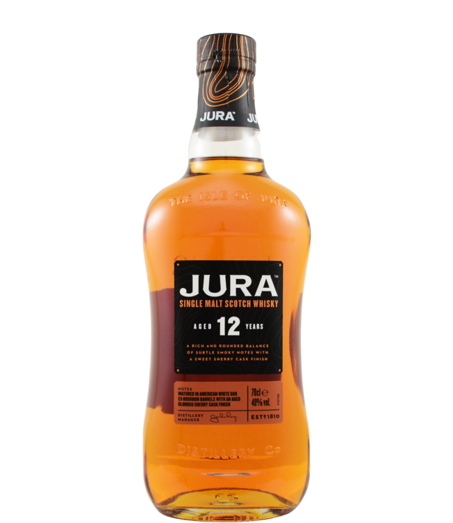 Isle of Jura Isle of Jura 12-year-old