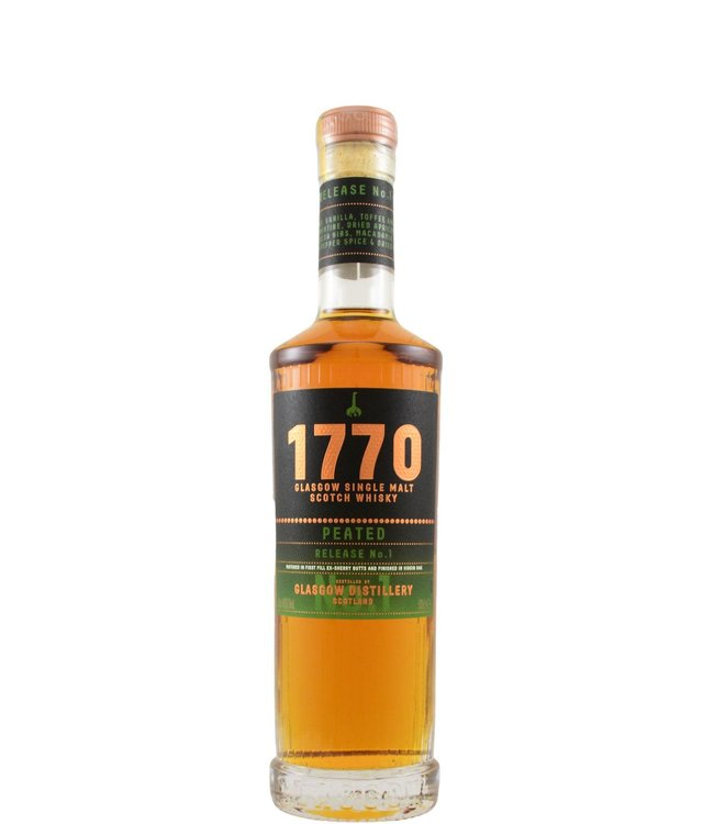 1770 Glasgow 1770 Glasgow Single Malt - Peated