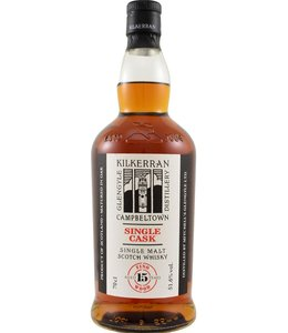 SOLD OUT Kilkerran 15-year-old - Fino