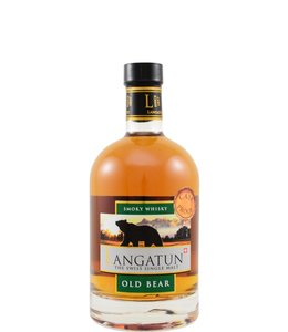 Langatun 2015 Old Bear - Smoky Whisky