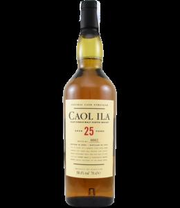 Caol Ila 25-year-old - 58.4%