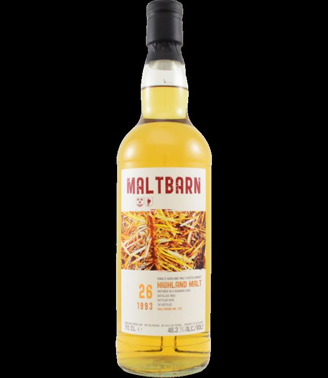 Highland Malt 1993 Maltbarn