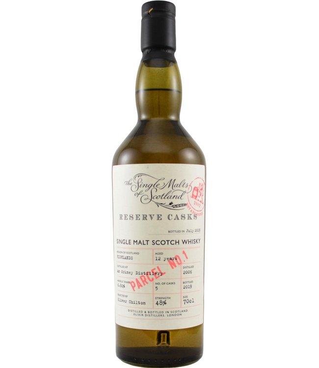 Orkney 2006 Elixir Distillers