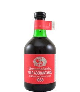 Bunnahabhain 1968 - Auld Acquaintance