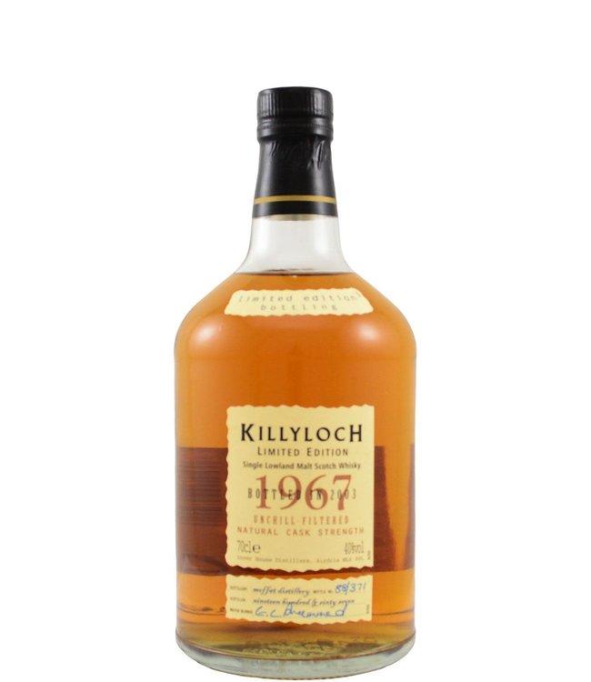 Killyloch Killyloch 1967
