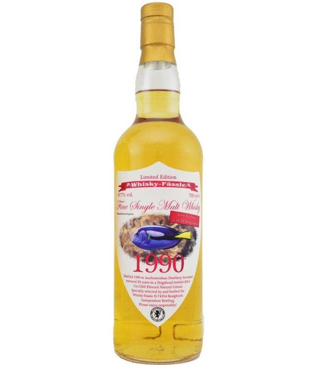 Auchentoshan Auchentoshan 1990 Whisky-Fässle