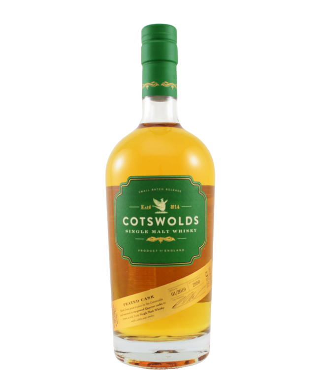 Cotswolds Cotswolds Distillery Peated Cask