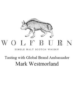 Wolfburn Tasting on Tuesday December 10 2019
