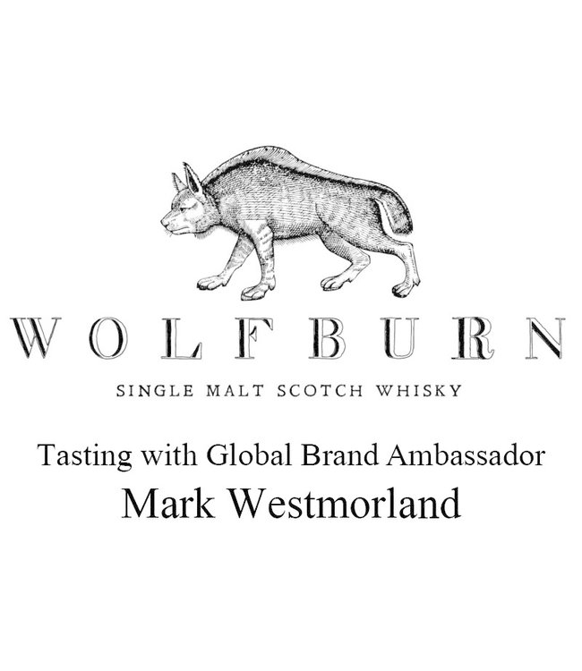 Wolfburn Tasting on Tuesday December 10 2019