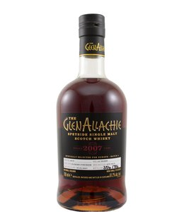Glenallachie 2007 - cask 4573