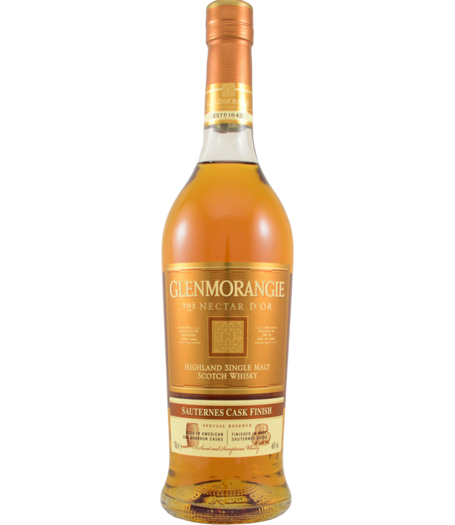 Glenmorangie Glenmorangie Nectar d'Or - 4th Edition