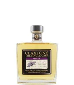Craigellachie 2007 Claxton's