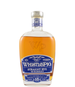 WhistlePig 15-year-old