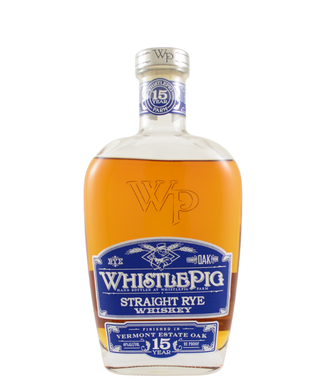 Whistlepig WhistlePig 15-year-old