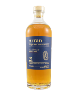Arran 21-year-old - 2019