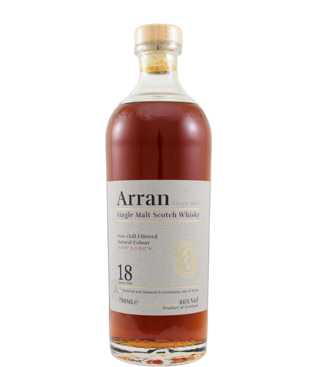 Arran Arran 18-year-old - 2019