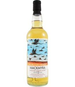 Mackmyra 12-year-old Chorlton Whisky