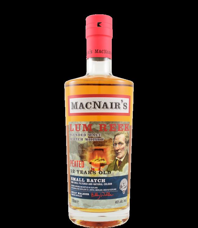 MacNair's MacNair's 12-year-old - Lum Reek Peated