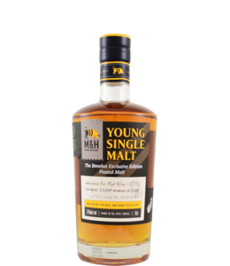 Milk & Honey Whisky Distillery Young Single Malt - Benelux Edition