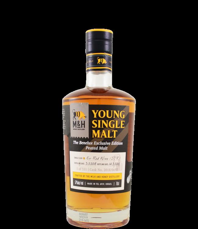 Milk & Honey Whisky Distillery Milk & Honey Whisky Distillery Young Single Malt - Benelux Edition