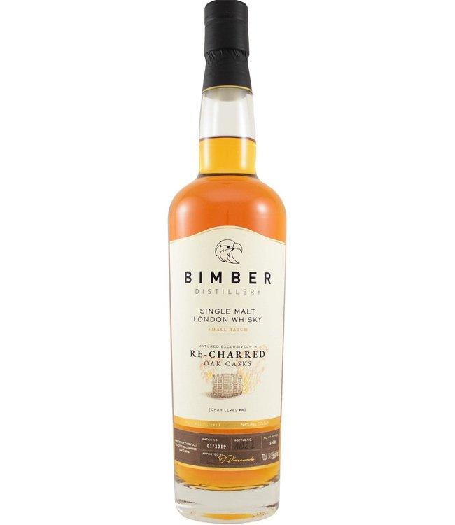 Bimber Bimber 2016 Single Malt London Whisky