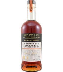 Blended Malt Scotch Whisky Sherry Cask Matured Berry Bros & Rudd