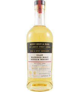 Islay Blended Malt Scotch Whisky Berry Bros & Rudd
