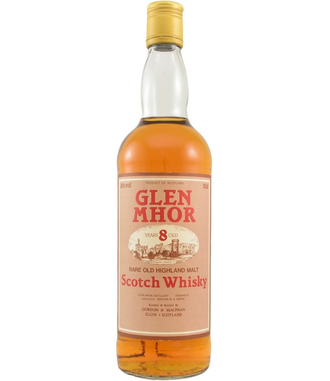 Glen Mhor Glen Mhor 08-year-old Gordon & MacPhail