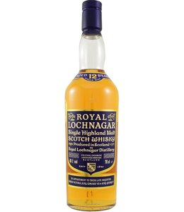 Royal Lochnagar 12-year-old 2003