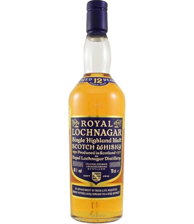 Royal Lochnagar Royal Lochnagar 12-year-old 2003