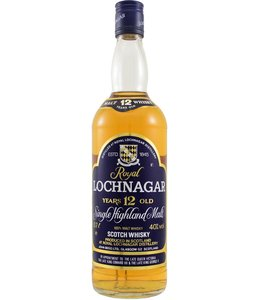 Royal Lochnagar 12-year-old 1998