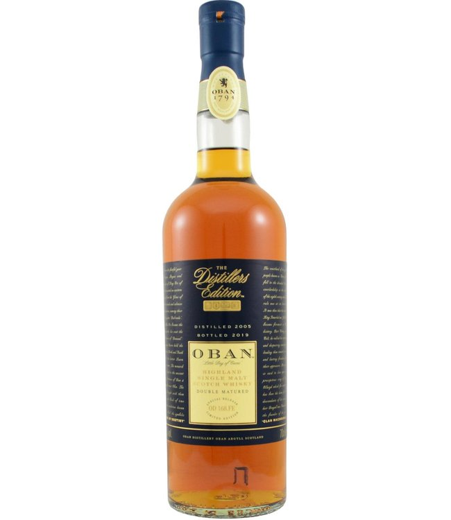 Oban Oban 2005 Distillers Edition 2019