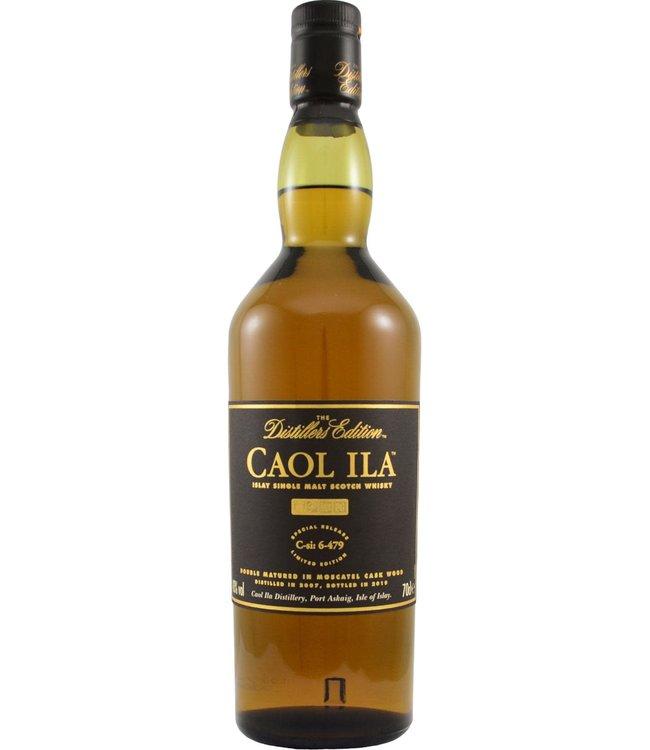 Caol Ila Caol Ila 2007 Distillers Edition 2019