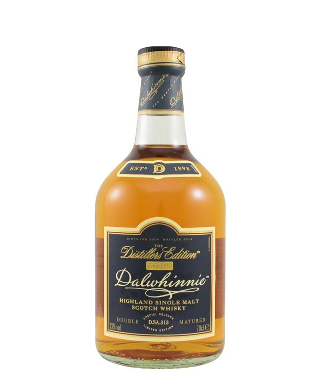 Dalwhinnie Dalwhinnie 2004 Distillers Edition 2019