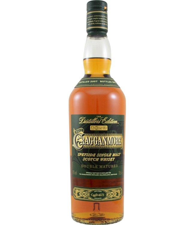 Cragganmore Cragganmore 2007 Distillers Edition 2019