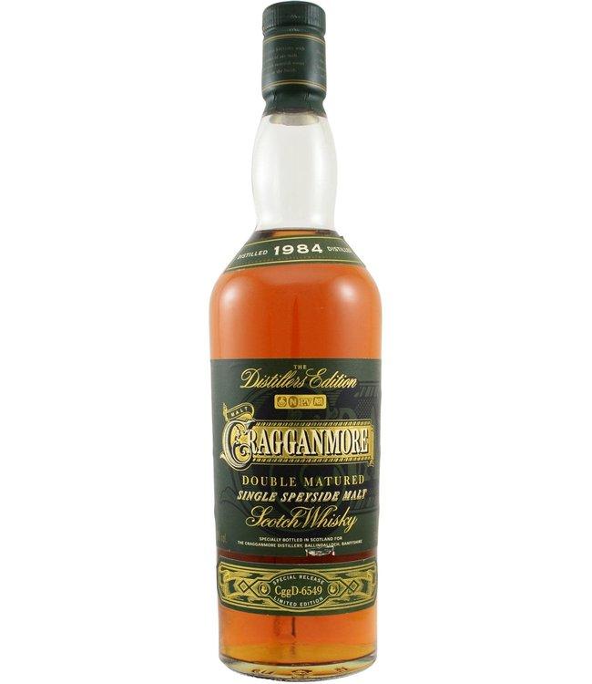 Cragganmore Cragganmore 1984 Distillers Edition