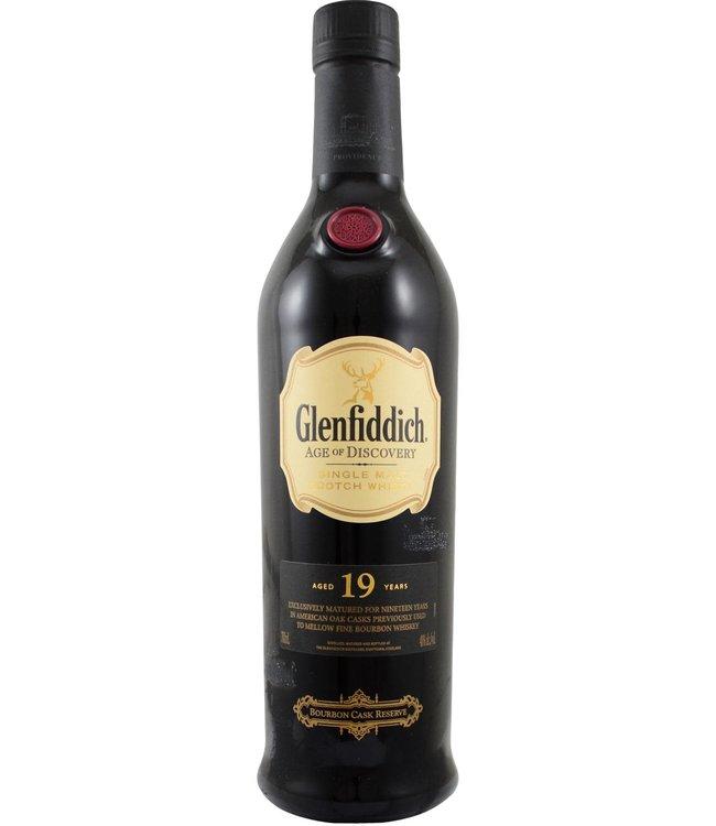 Glenfiddich Glenfiddich 19-year-old - Bourbon Cask