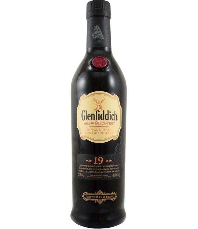 Glenfiddich Glenfiddich 19-year-old - Red Wine Cask Finish