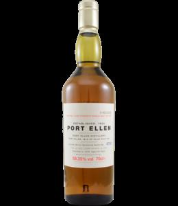 Port Ellen 2nd Release - bottle 6743