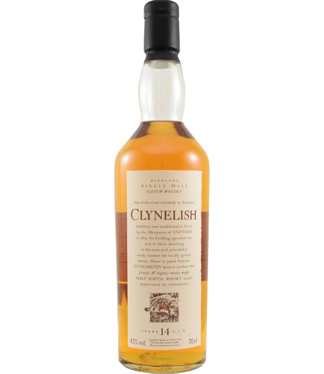 Clynelish Clynelish 14-year-old - Flora&Fauna