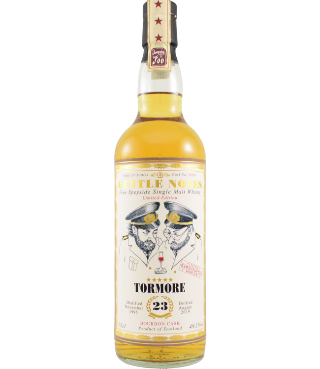 Tormore Tormore 1995 Jack Wiebers Whisky World
