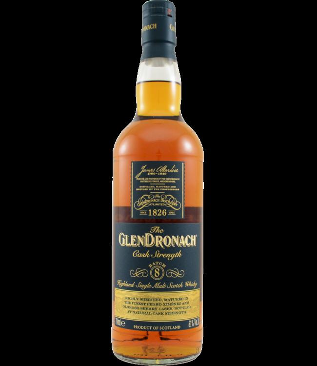 Glendronach Glendronach Cask Strength - Batch 8